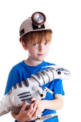 dinosaur investigator