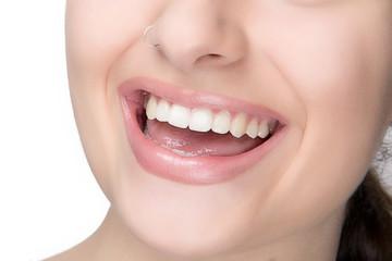 Healthy Mouth. Beauty Smile. Sensual Lips