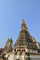 Phra Prang  at Wat Arun