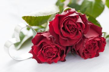 Rosen und Herz