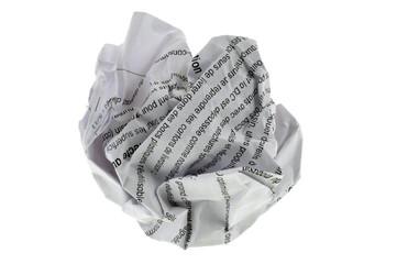 Photos illustrations et vid os de boulette de papier - Boulette papier mariage ...