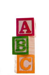 Blocks: Abc (#4 of Series)