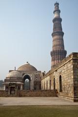 Printed kitchen splashbacks Delhi Qutub Minar, New Delhi, India