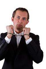 arrested busniessman