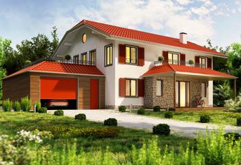 The dream house 22