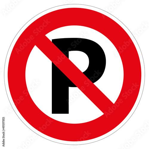 parkverbot parken verboten stockfotos und lizenzfreie vektoren auf bild 49397813. Black Bedroom Furniture Sets. Home Design Ideas