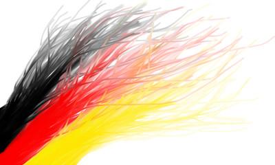 Deutschland Ecke