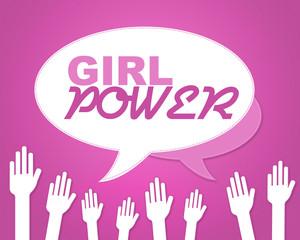 féminisme - girl power