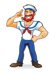Beard Sailor