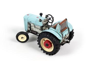 le ruote del trattore
