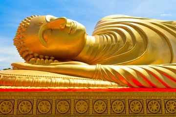 Great Reclining Buddha