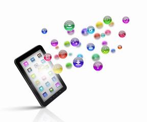 modern technology media