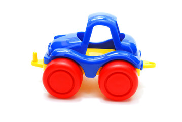 Blue Car Toy