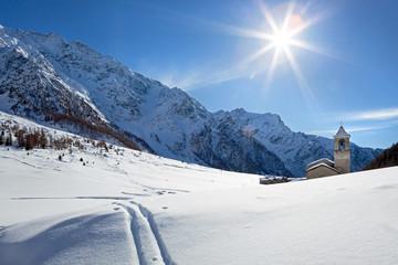 Chiesetta in Val di Rezzalo - Bormio (IT)