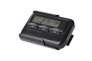 pager isolated