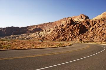 Wall Mural - Traveling in Utah