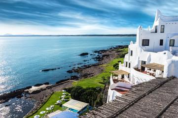 Casapueblo Punta del Este Beach Uruguay