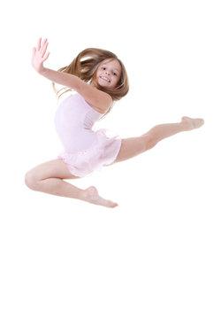 ballet dancer leap