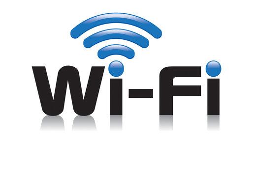 Wi-Fi icon logo