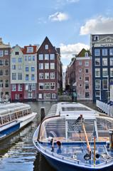 Amsterdam tourist trip