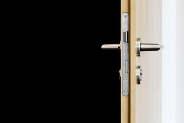 Büro Tür offen