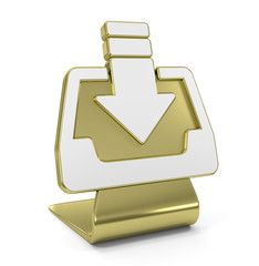 Download Golden Icon