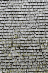 wooden roof tiles panels