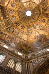 Wall Mural - Battistero di San Giovanni