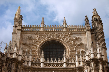 Seville Cathedral Gothic Architecture