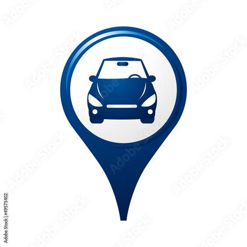 u0026quot ic u00f4ne  symbole  logo  voiture u0026quot  fichier vectoriel libre de