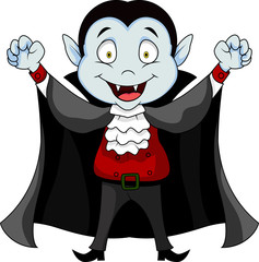 Vampire cartoon