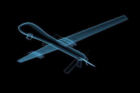 UAV predator drone