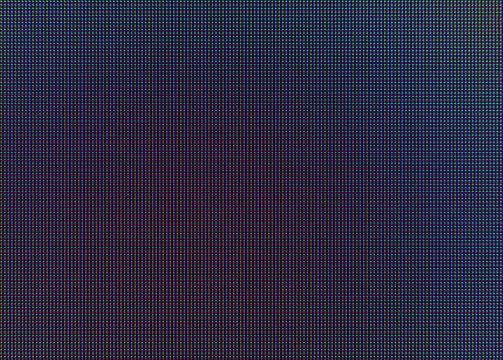 Amoled screen macro