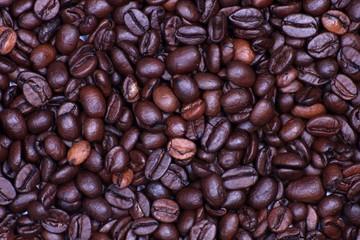 Foto von Kaffeebohenmischung