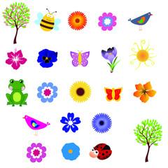 Wiosna w obrazkach