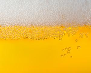 Light beer background