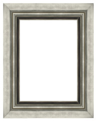 Stylish Silver Frame