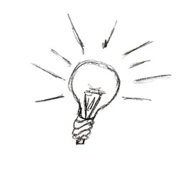 ampoule imagination idée