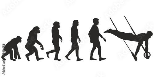 Vom Affen Zum Menschen Bilder