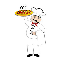 chef at Pizzeria