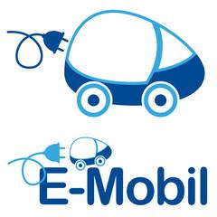 Elektroauto Icon