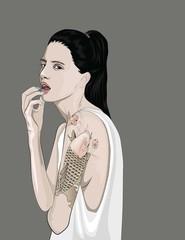 I like a tattoo