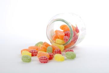 Frucht-Bonbons
