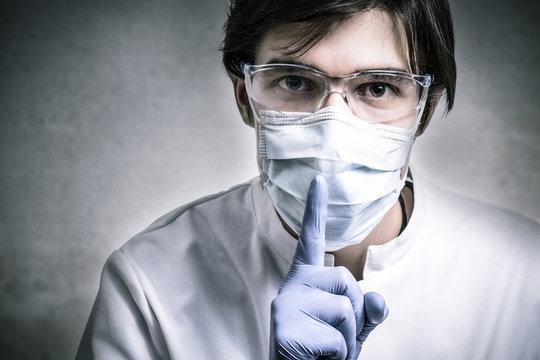 Ärztliche Schweigepflicht