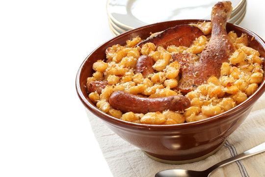 cassoulet, french cuisine