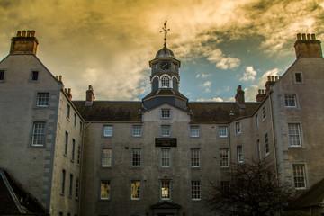 Psychiatric hospital in Scotland