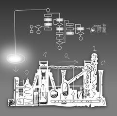 Technologie - Prozess - Verfahren
