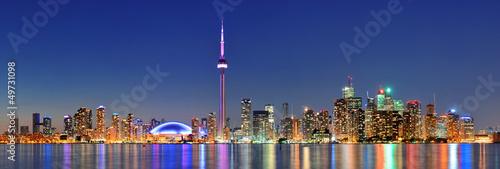 Fototapete Toronto cityscape