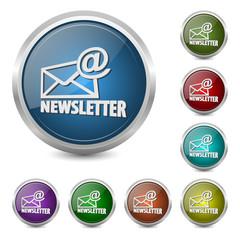 Buttons- Newsletter