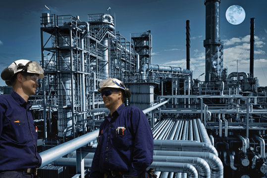 oil and gas industry, night-shift work